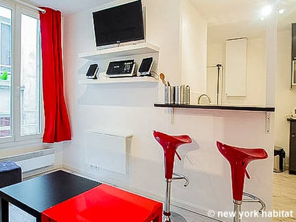 Paris - Studio accommodation - Apartment reference PA-4549