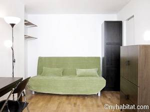 Paris - Studio apartment - Apartment reference PA-4557