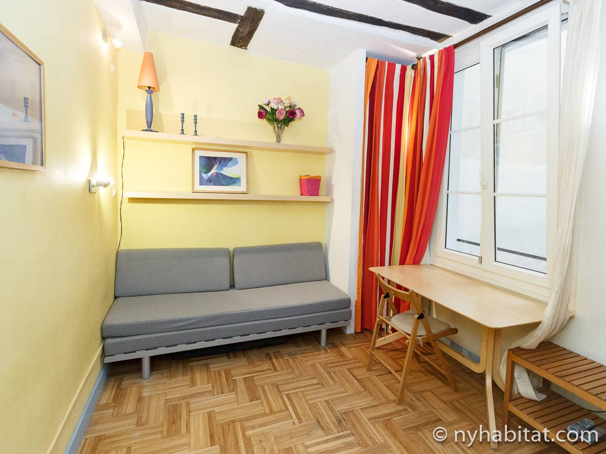 Paris - Studio apartment - Apartment reference PA-4571