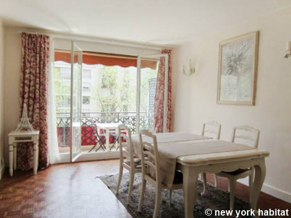 Paris - 2 Bedroom apartment - Apartment reference PA-4575