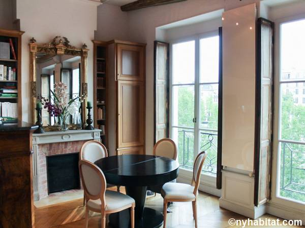 Paris - 3 Bedroom apartment - Apartment reference PA-4581