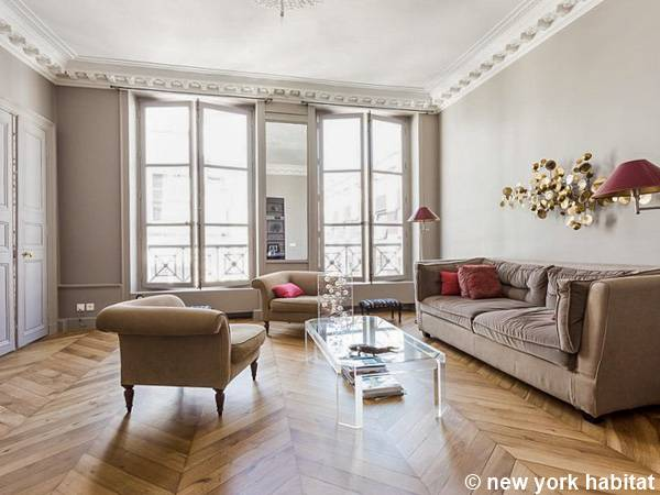 Paris - 2 Bedroom accommodation - Apartment reference PA-4582