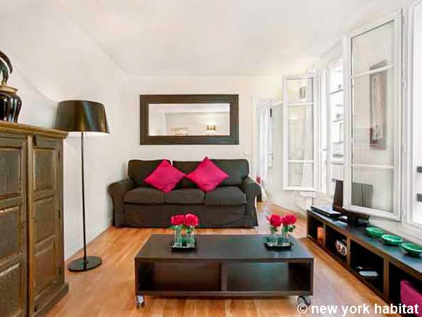 Paris - 2 Bedroom apartment - Apartment reference PA-4589