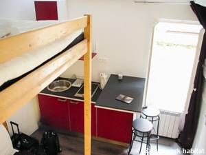 Paris - Studio apartment - Apartment reference PA-4593