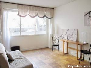 Paris - Studio apartment - Apartment reference PA-4597