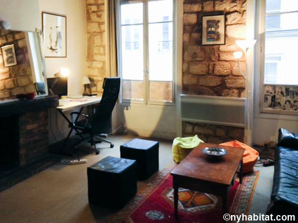 Paris - Studio accommodation - Apartment reference PA-4599