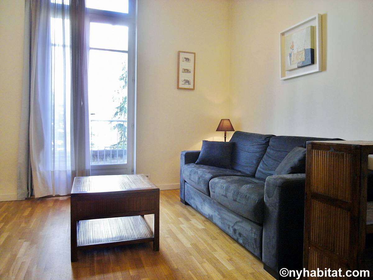 Paris - Studio apartment - Apartment reference PA-4602