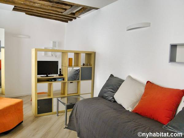 Paris - Studio apartment - Apartment reference PA-4603