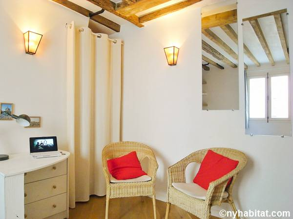 Paris - Studio apartment - Apartment reference PA-4604