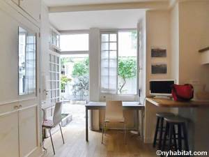 Paris - Studio apartment - Apartment reference PA-4609