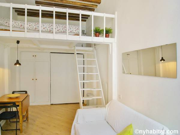 Paris - Studio apartment - Apartment reference PA-4611