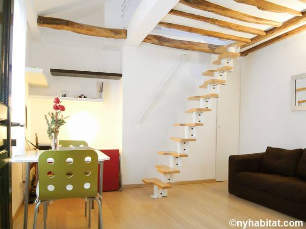 Paris - Studio apartment - Apartment reference PA-4616
