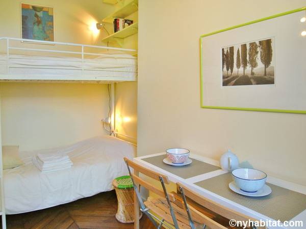 Paris - Studio apartment - Apartment reference PA-4622