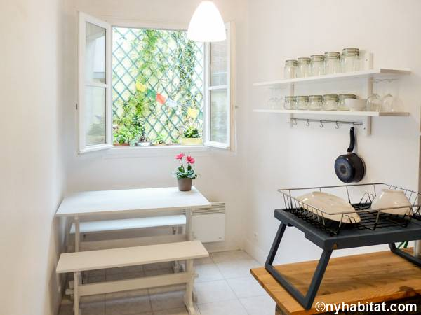 Paris - Studio accommodation - Apartment reference PA-4627
