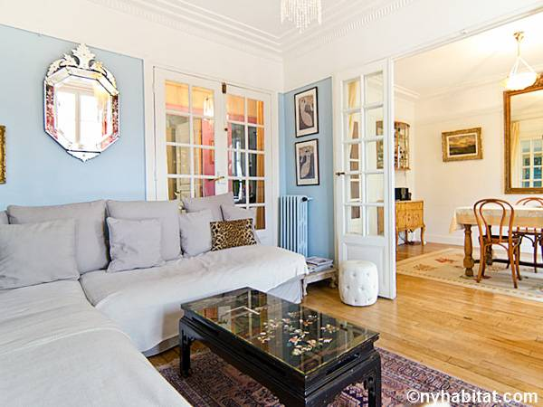 Paris - 3 Bedroom apartment - Apartment reference PA-4631