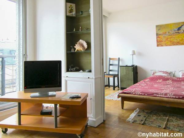 Paris - 1 Bedroom apartment - Apartment reference PA-4633