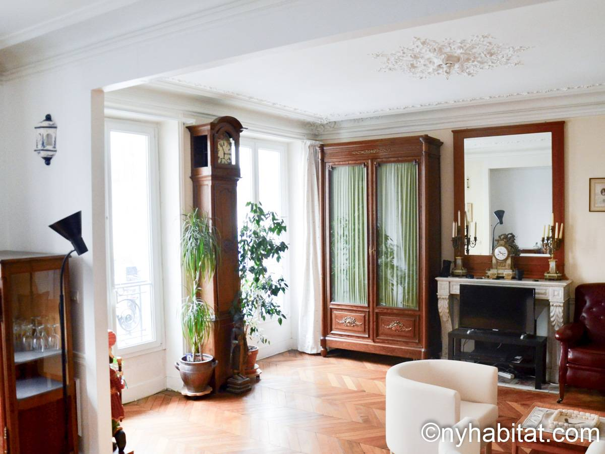 Paris - 2 Bedroom apartment - Apartment reference PA-4634
