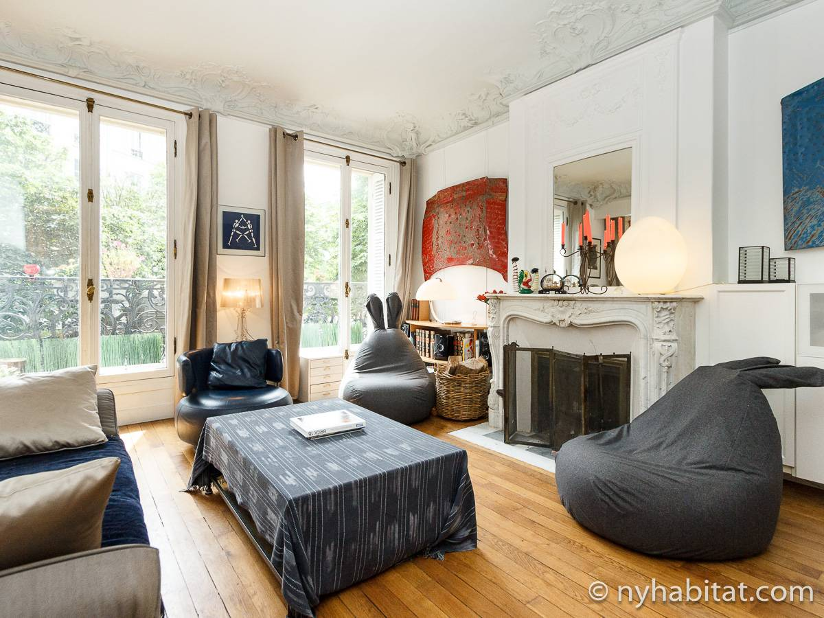 Paris - 1 Bedroom accommodation - Apartment reference PA-4636