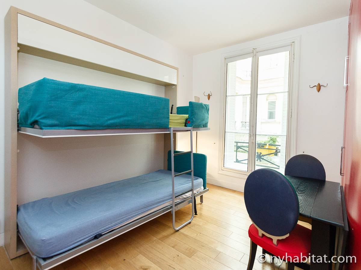 Paris - Studio accommodation - Apartment reference PA-4637