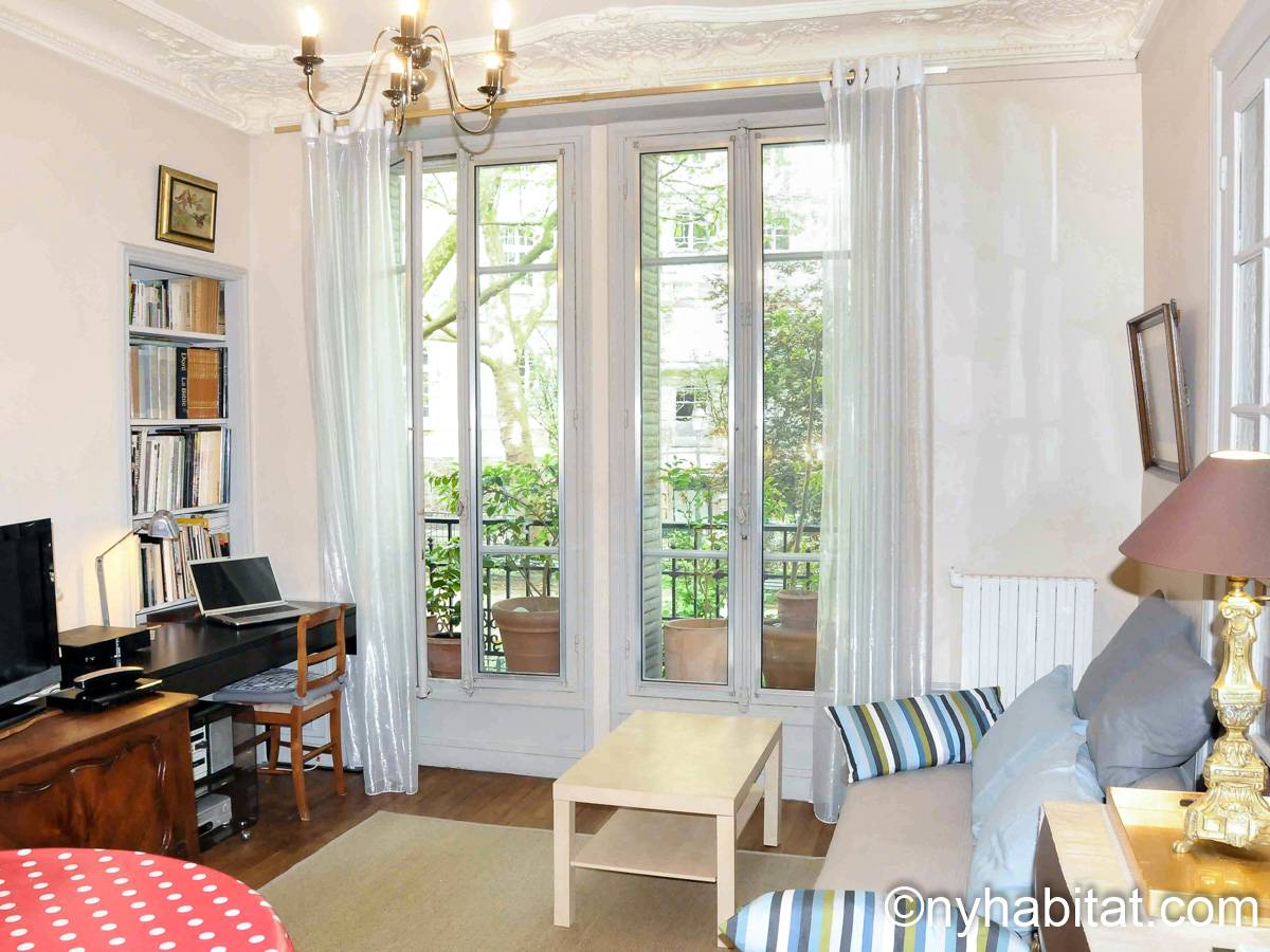 Paris - 1 Bedroom apartment - Apartment reference PA-4639
