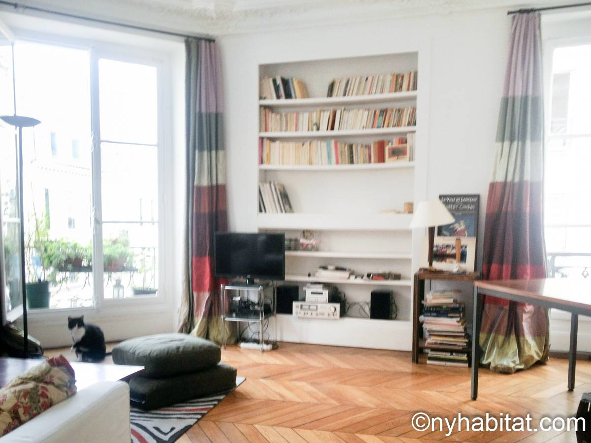 Paris - 2 Bedroom apartment - Apartment reference PA-4642