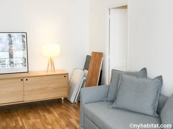 Paris - 1 Bedroom apartment - Apartment reference PA-4646