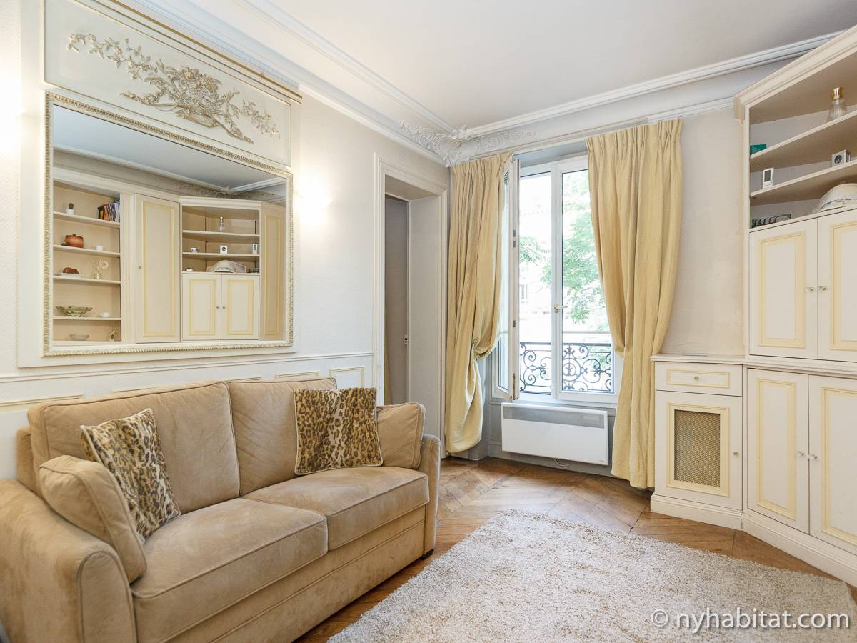 Paris - 2 Bedroom apartment - Apartment reference PA-4647