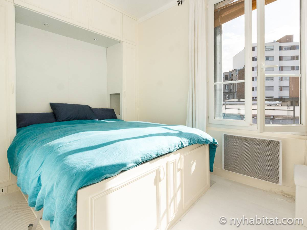 Paris - 1 Bedroom accommodation - Apartment reference PA-4651