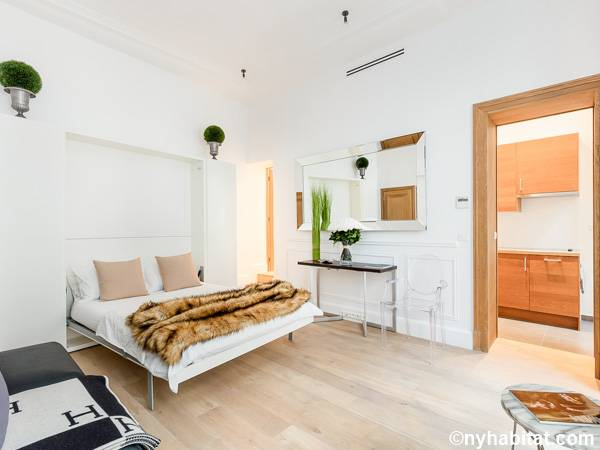 Paris - Studio apartment - Apartment reference PA-4654
