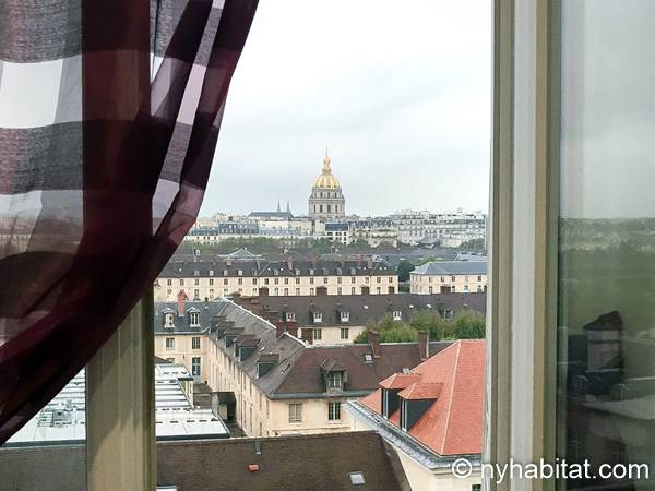 Paris - Studio apartment - Apartment reference PA-4655