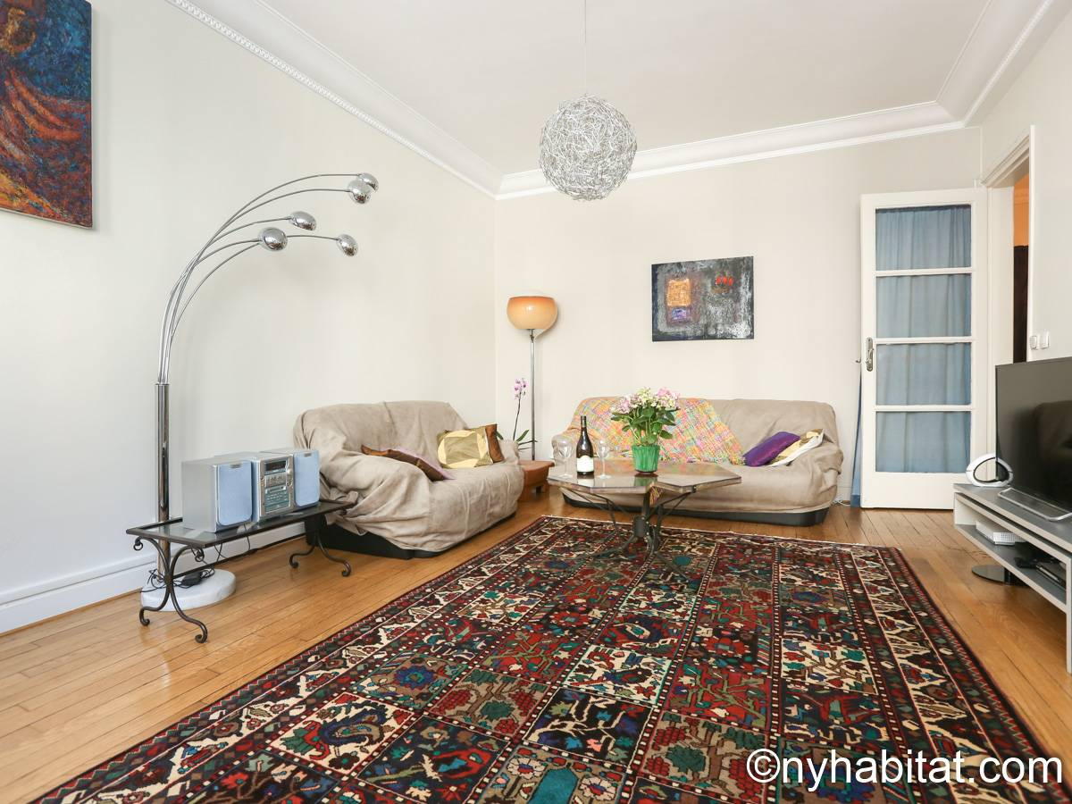 Paris - 1 Bedroom accommodation - Apartment reference PA-4658