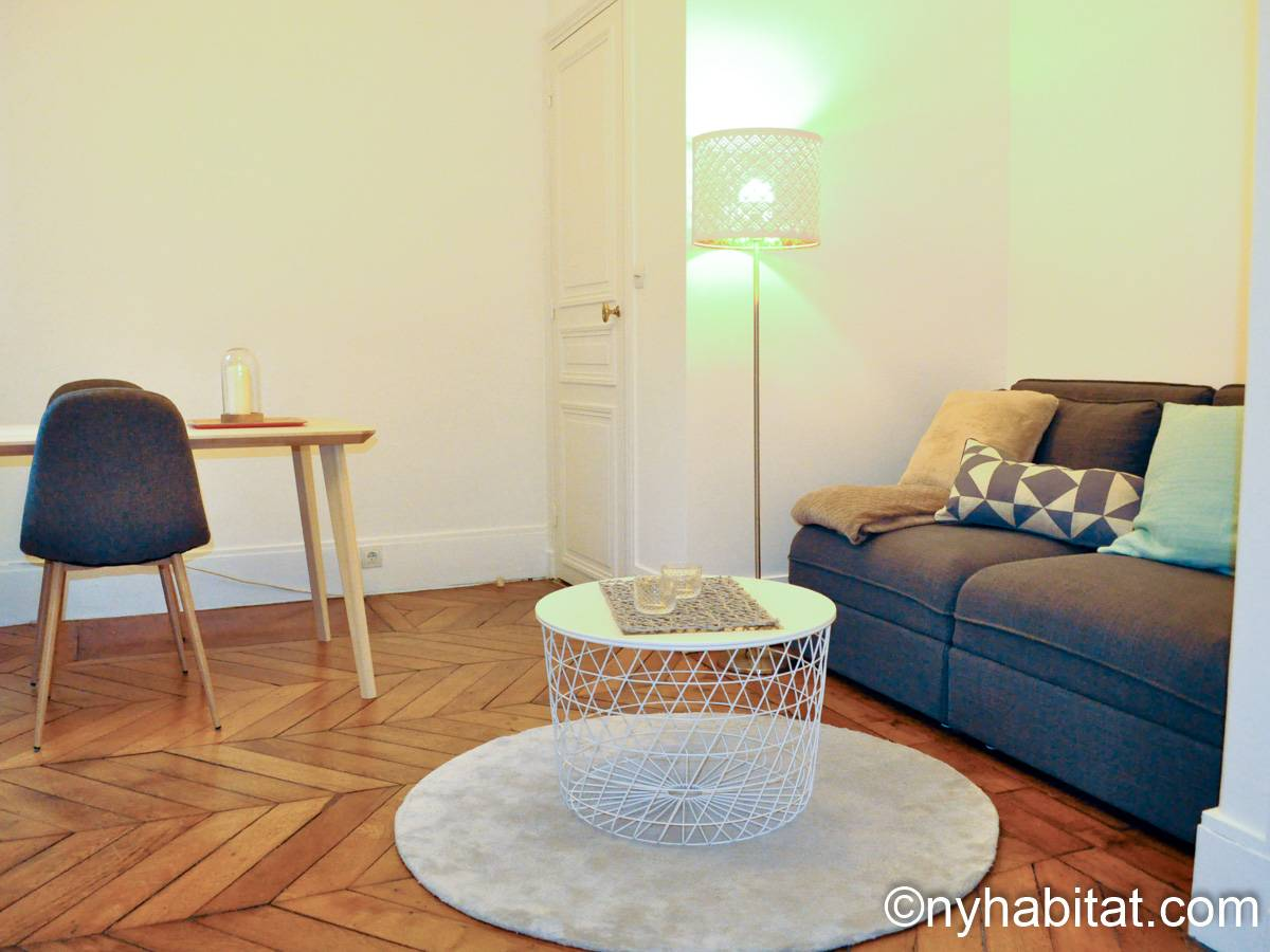 Paris - 1 Bedroom apartment - Apartment reference PA-4663