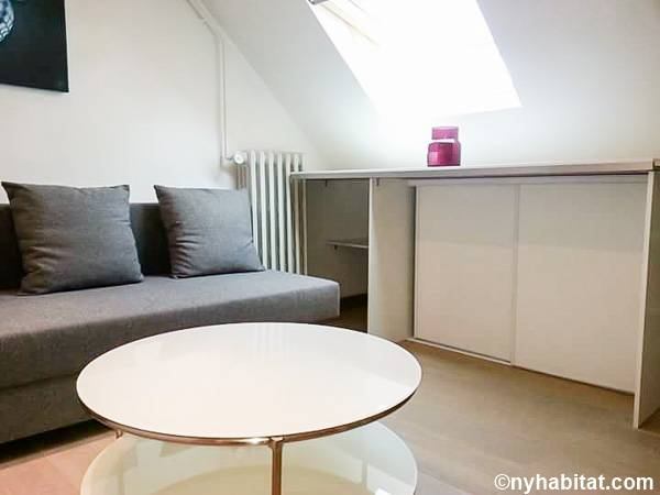 Paris - Studio apartment - Apartment reference PA-4665