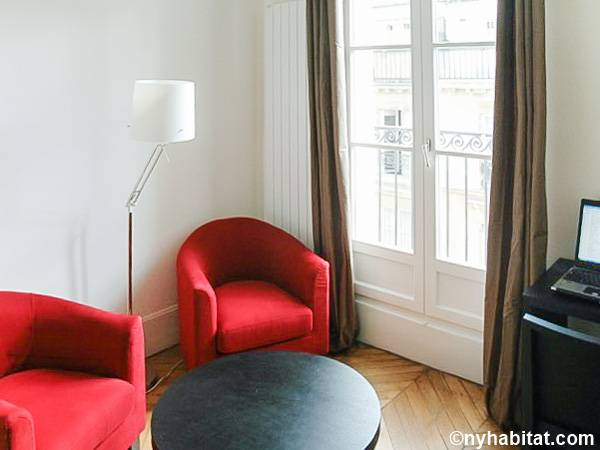 Paris - 1 Bedroom apartment - Apartment reference PA-4670