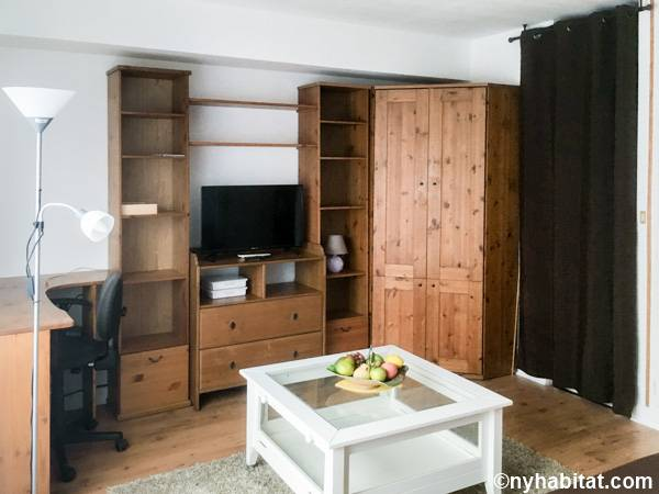 Paris - Studio apartment - Apartment reference PA-4671