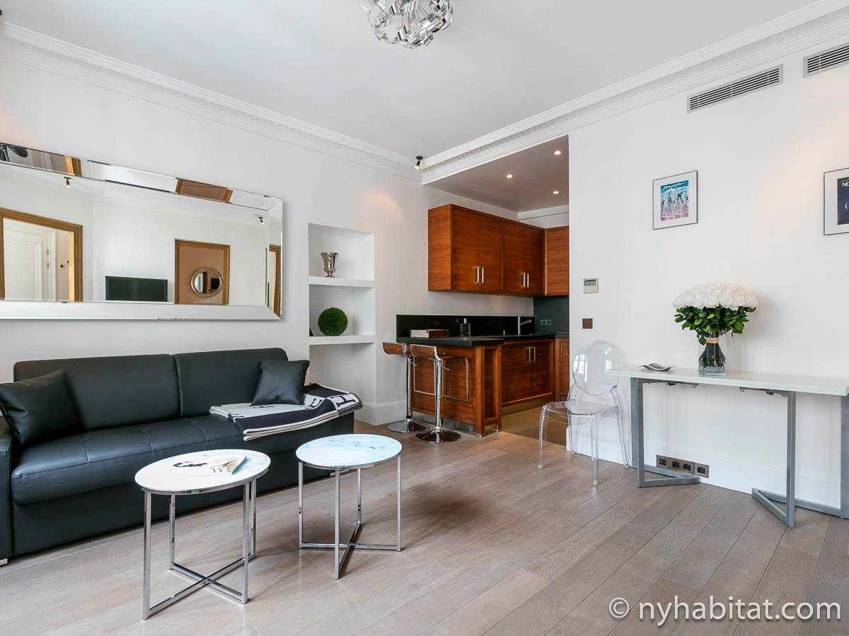 Paris - 1 Bedroom apartment - Apartment reference PA-4672