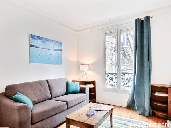 Paris - 1 Bedroom apartment - Apartment reference PA-4675