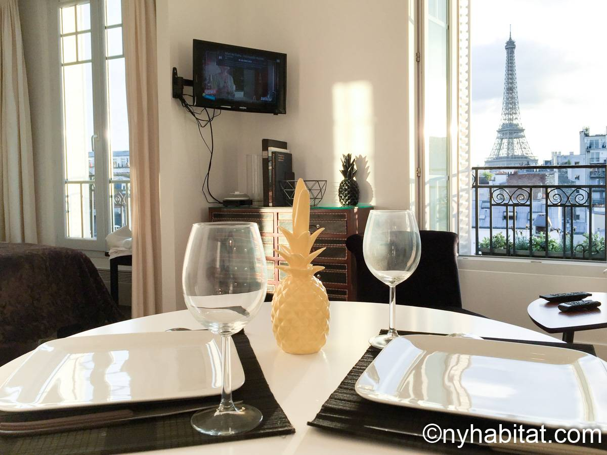Paris - 1 Bedroom apartment - Apartment reference PA-4679