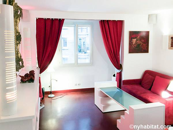 Paris - 2 Bedroom accommodation - Apartment reference PA-4695