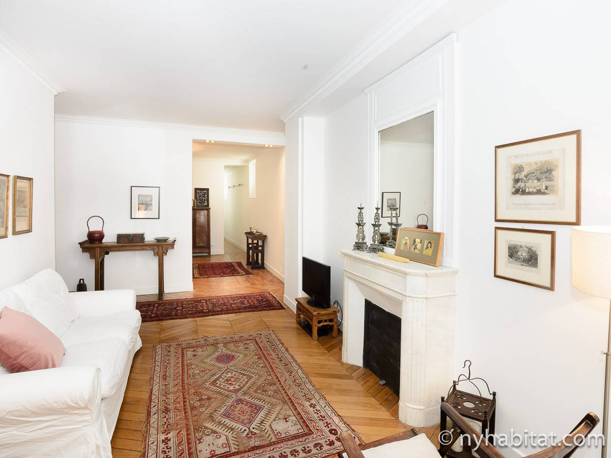 Paris - 1 Bedroom apartment - Apartment reference PA-4704