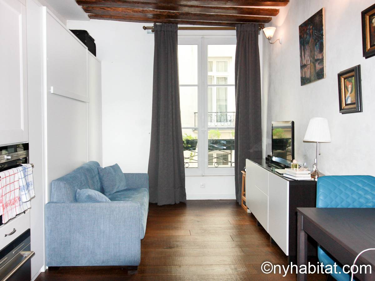 Paris - Studio apartment - Apartment reference PA-4705