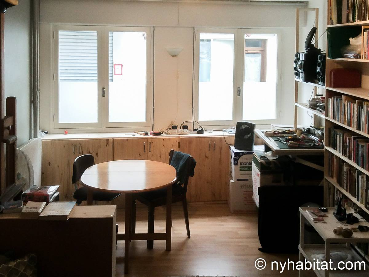 Paris - Studio apartment - Apartment reference PA-4707