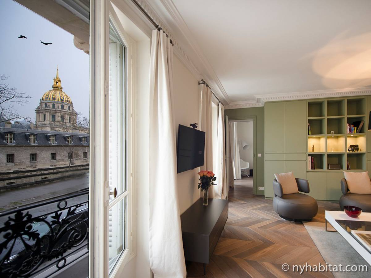 Paris - 2 Bedroom apartment - Apartment reference PA-4708