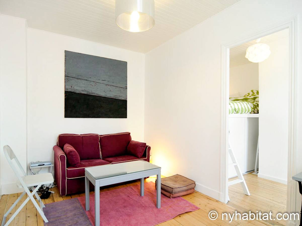 Paris - 1 Bedroom apartment - Apartment reference PA-4709