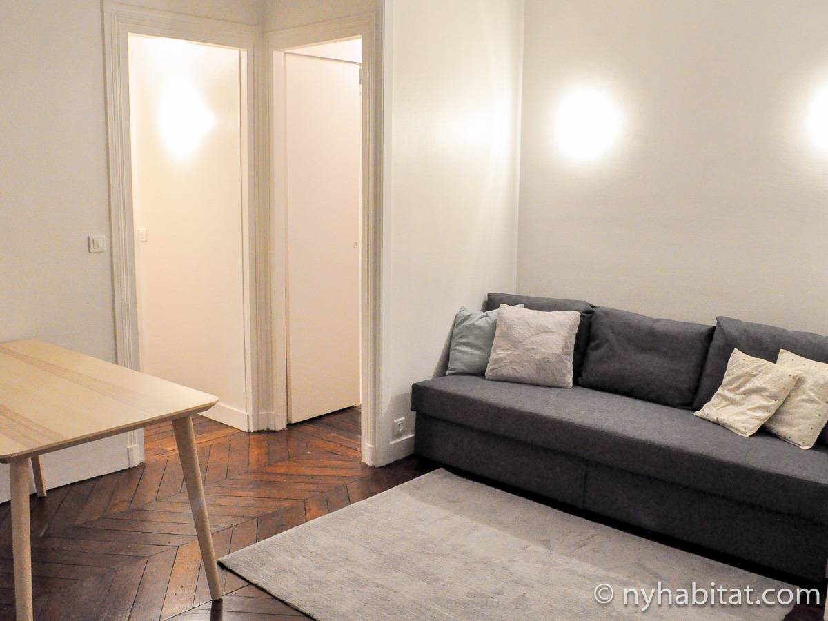 Paris - 1 Bedroom apartment - Apartment reference PA-4712