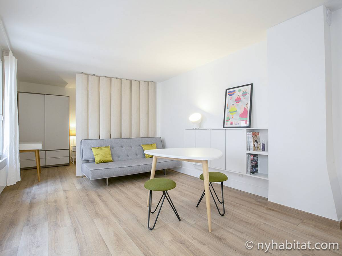 Paris - Studio apartment - Apartment reference PA-4716