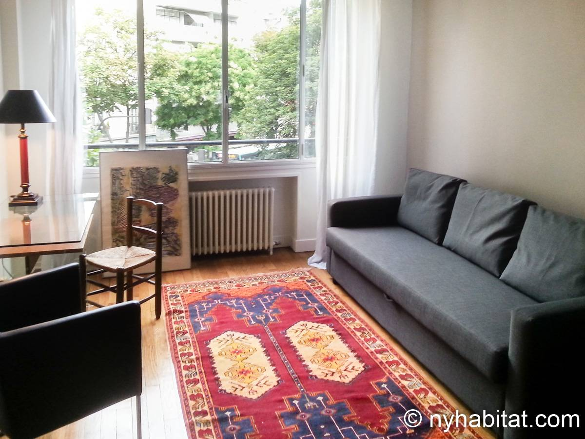Paris - 1 Bedroom apartment - Apartment reference PA-4720