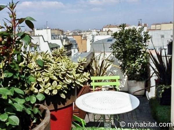 Paris - 1 Bedroom apartment - Apartment reference PA-4723