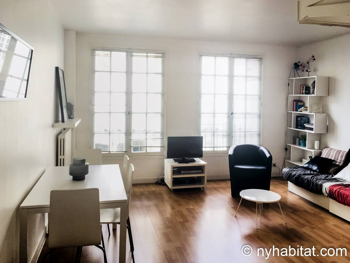 Paris - Studio apartment - Apartment reference PA-4724