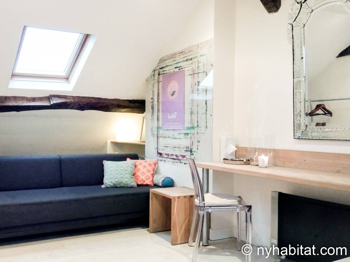 Paris - Studio apartment - Apartment reference PA-4725